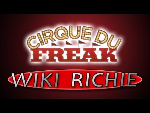 Wiki Richie - Cirque Du Freak: The Vampires Assistant/The Saga of Darren Shan - Richalvarez