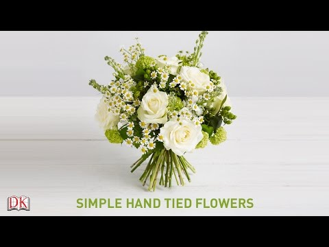 flower-arrangement-tutorial:-simple-hand-tied-flowers