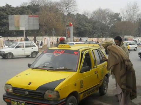 New Pashto Song 2012 Larsha Pekhawar Ta (Humayun Khan) - Coke Studio