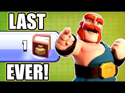 THE LAST EVER SPELL UPGRADE! - Clash Of Clans