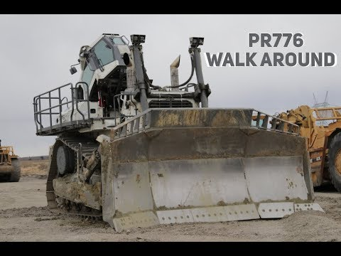 Liebherr PR776 Walkaround