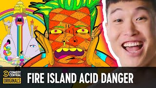 Acid Made Me Experience the Flavor of Danger (feat. Joel Kim Booster) - Tales From the Trip YouTube Videos