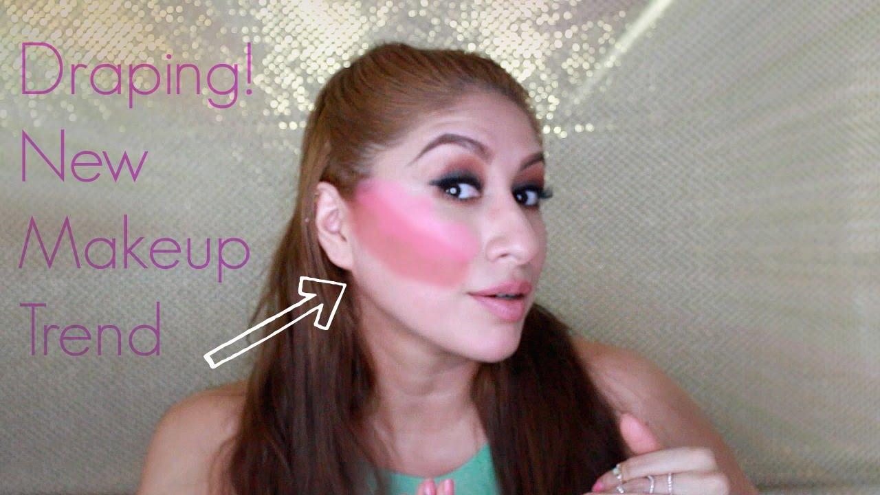 Αποτέλεσμα εικόνας για draping makeup