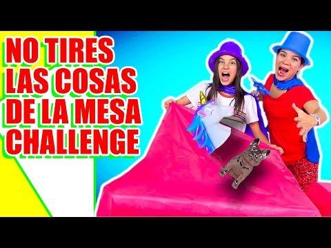 No TIRES Las COSAS de la MESA | TV Ana Emilia