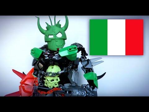 la kanohi olisi bionicle recensioni maschere ita youtube