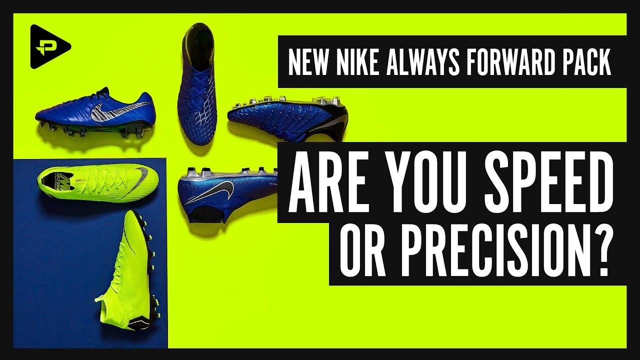 f256226f NIKE ALWAYS FORWARD NEW FOOTBALL BOOTS - UNBOXING & CLOSER LOOK ...