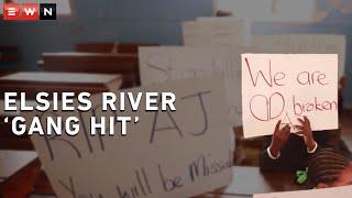 Elsies River reeling after 4 killed in 'gang hit'