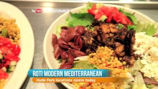 The Roti Modern Mediterranean Diet