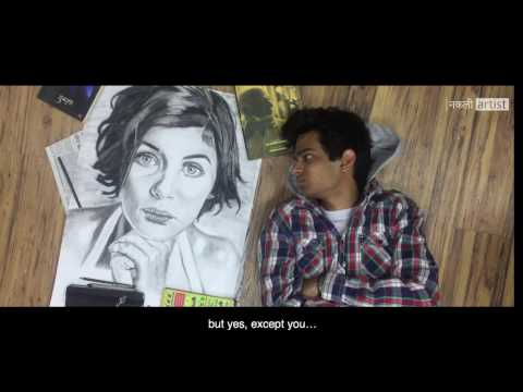 """Tere Liye"" – A Poetic Short Film by Nakli Artist"
