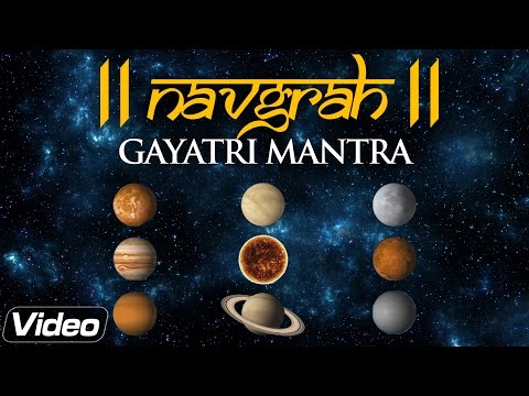 Navgraha Gayatri Mantra | Powerful Navgraha Mantra In English & Sanskrit