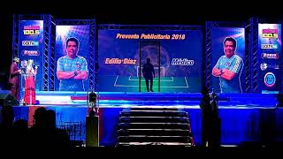 Presentación Oficial de nuestro Monagas Sport Club para la Futve 2018 (Cuerpo Técnico)