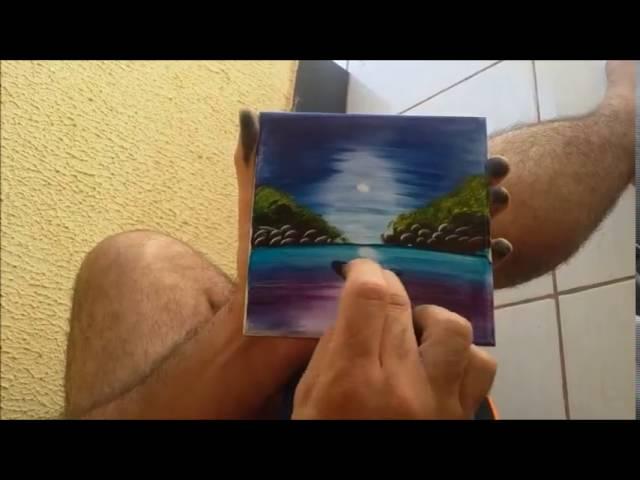 Thiên tài vẽ tranh bằng tay đỉnh nhất thế giới