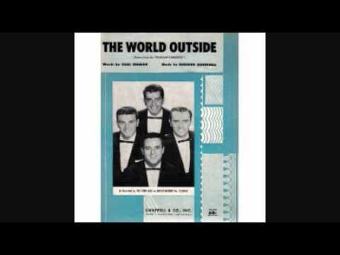 THE FOUR ACES - The World Outside 1958
