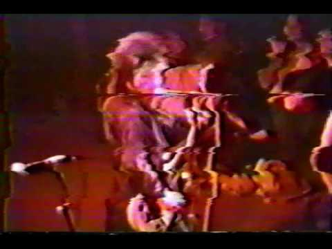 Johnny Thunders - Live (year and venue unknown)