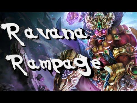 SMITE: Ravana Rampage
