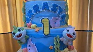 Arrasya's 1st Birthday Bash