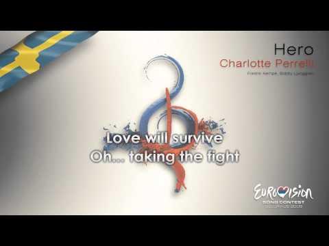 "Charlotte Perrelli - ""Hero"" (Sweden)"