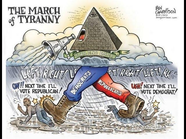 Выборы. Слезы западной демократии.