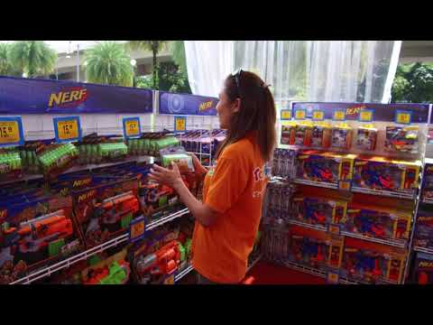 NERF Nation Games - Toys