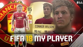 NEW MANCHESTER UNITED STRIKER! | FIFA 18 Player Career Mode w/Storylines | Episode #44