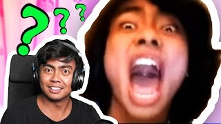 REACTING TO OLD PRIVATE VIDEOS!