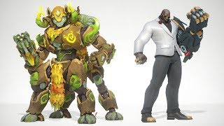 Anniversary 2018 Cosmetics - Skins, Emotes, Voice Lines, Poses [Overwatch]