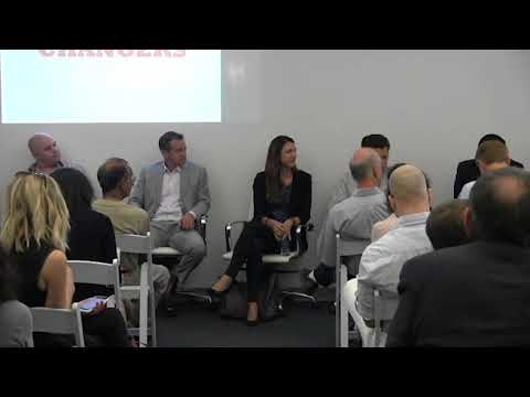 Startup Game Changers   Fundraising Panel