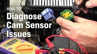 Check Engine Light and the Cam Sensor- AutoZone Car Care