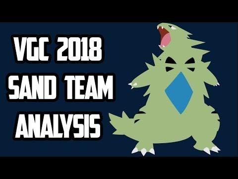 Download Youtube: Pokemon VGC 2018 Team Analysis #1: Updated Sand!