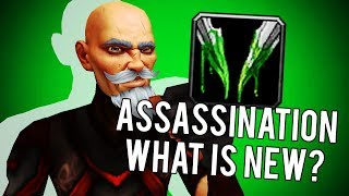 BFA What Is New With Assassination? - World of Warcraft: Battle For Azeroth (Prepatch)