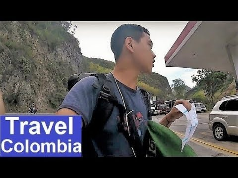 Hitchhiking around the World (Travel Vlog #49) Line up 4 hours for gas