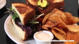 Blt And Crispy Chicken Warm Brie Sandwiches | Crossroads Diner