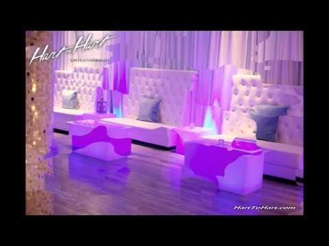 Allegria Lighting & Lounge Decor