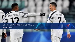 UEFA Champions League | Juventus v Dynamo Kyivx | Highlights
