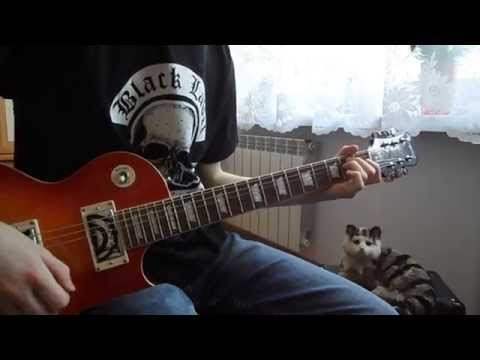 Black Label Society - Mother Mary - guitar cover