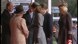 Carla Bruni Sarkozy vue par les Anglais