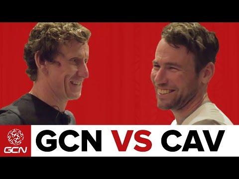 GCN Vs Mark Cavendish