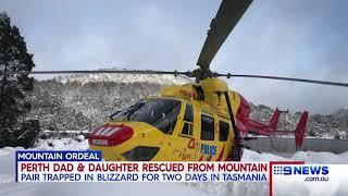 Mountain Ordeal | 9 News Perth