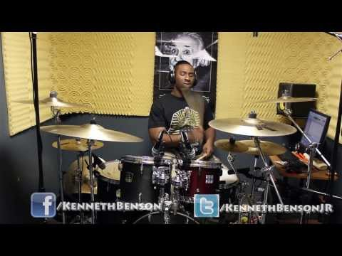 Andre Forbes - Hollywood Funk (Drum Cover)