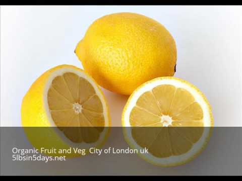 Organic Fruit and Veg  City of London uk