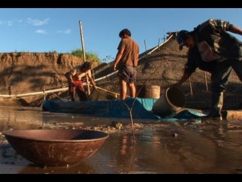 In Peru, Gold Rush Leads To Mercury Contamination Concerns