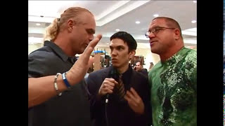 Kevin Nash and Scott Hall Shoot Interview