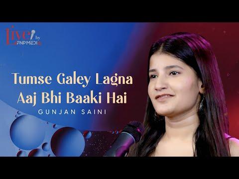 Tumse Galey Lagna Aaj Bhi Baaki Hai | Emotional Poetry | Spoken Word Poetry | FNP Media
