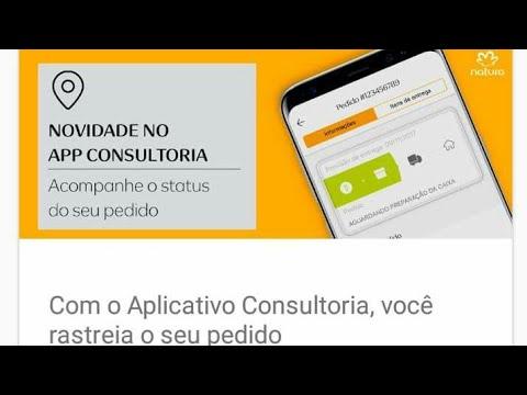 2aad3321a Como rastrear seu pedido Natura pelo Aplicativo consultoria Natura ...