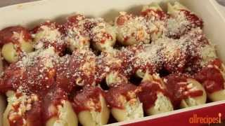 Pasta Recipes - How to Make Stuffed Shells
