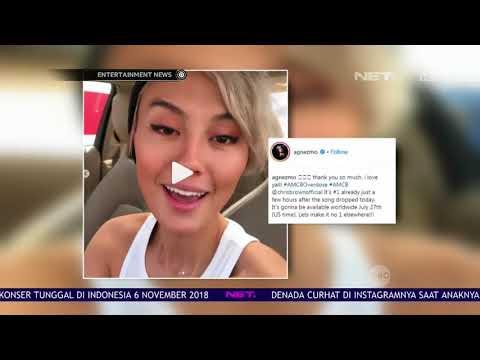 Lagu Terbaru Agnes Mo Puncaki Chart Itunes
