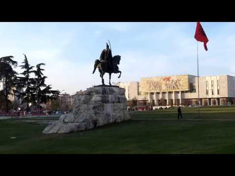 Skanderbeg Square 2014