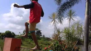 Vidio Lucu Ninja Warriors Indonesia
