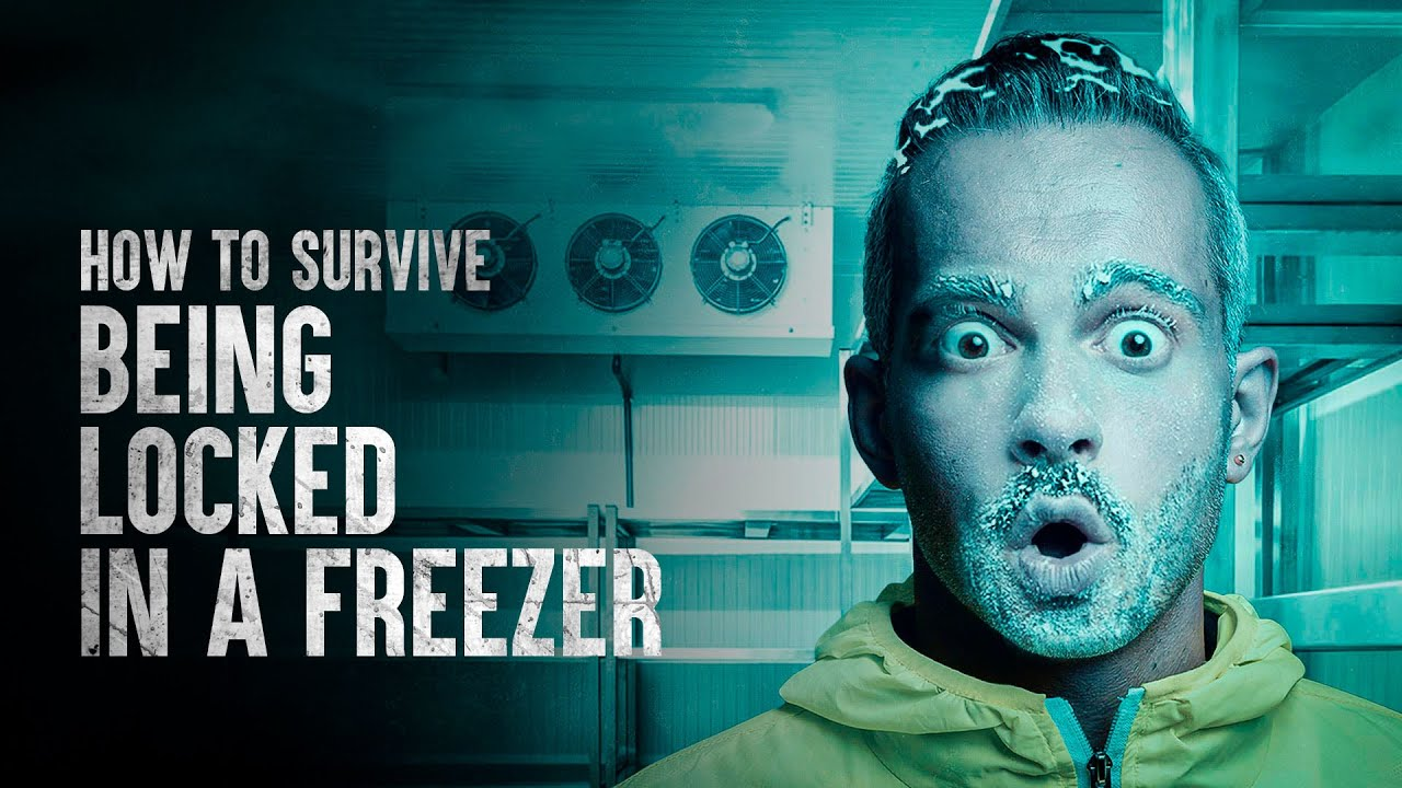 Download How to Survive Being Locked in a Freezer