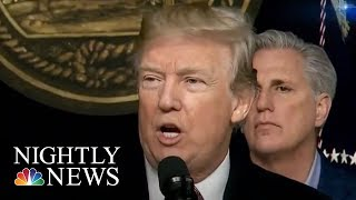 Initial Talks Underway About Donald Trump Interview In Mueller Russia Probe | NBC Nightly News